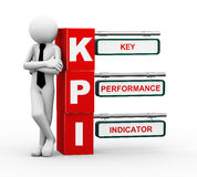 d-businessman-kpi-signpost-illustration-rendering-business-person-standing-key-performance-indicator-white-people-man-34774251